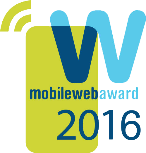 m.WebAwards Logo